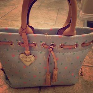 Dooney & Burke purse.